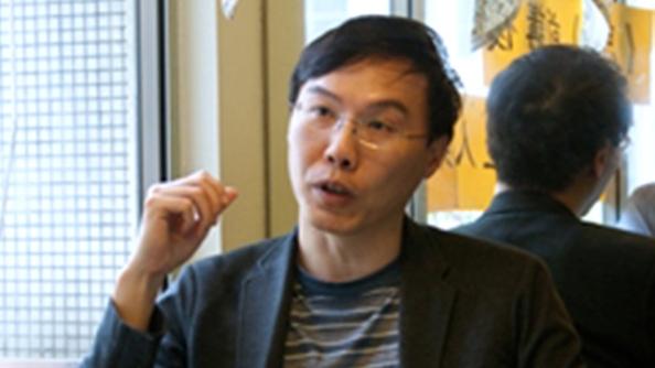 陳家富博士