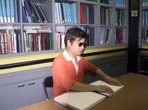 6. 成就了視障人士的閱讀世界